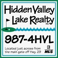 Hidden Valley Lake Realty Property Management