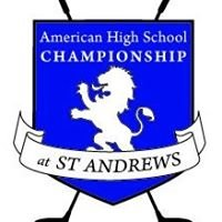 American High School Championship at St Andrews