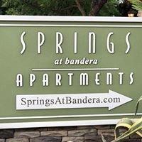 Springs At Bandera Apartments