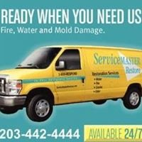 ServiceMaster Cleaning & Restoration by Cleaning Masters 203-442-4444
