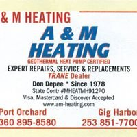 A & M Heating