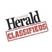 Lethbridge Herald Classifieds