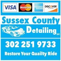 Sussex County Detailing LLC