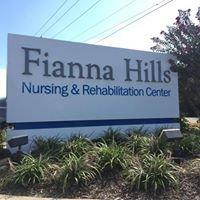 Fianna Hills Nursing & Rehabilitation Center