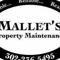 Mallet's Property Maintenance