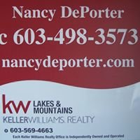 Nancy DePorter - KW Lakes and Mountains Realty
