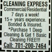 Susan Cleaning Express