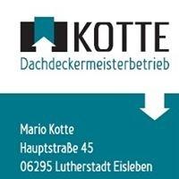 Dachdeckermeisterbetrieb Mario Kotte