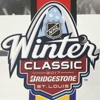 NHL Winter Classic in St. Louis 2017