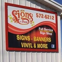 Signs By Dan