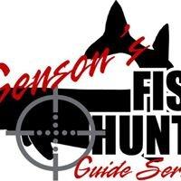 Genson's Fish Hunts Guide Service