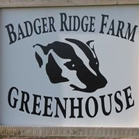 Badger Ridge Greenhouse