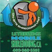 Lethbridge Mobile Shredding Inc.
