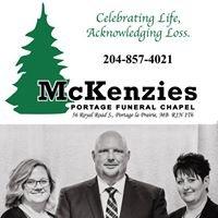 McKenzies Portage Funeral Chapel