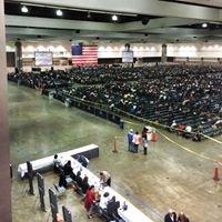 L.A Convention Center - U.S Citizenship Oath Ceremony