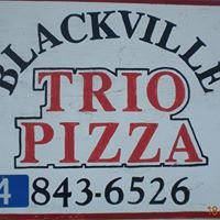 Blackville Trio Pizza