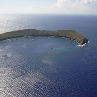 Molokini Crater Maui Hawaii