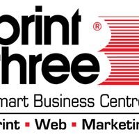 Print Three Calgary #42