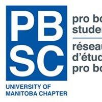 Pro Bono Students Canada - Manitoba