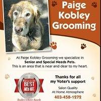 Paige Kobley Grooming