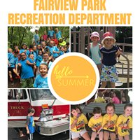 Fairview Park Recreation Department at the Gemini Center
