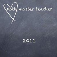 Math Master Teacher