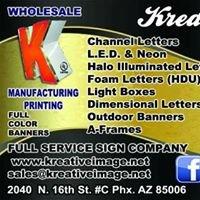 Kreative Image Sign Letters LLC