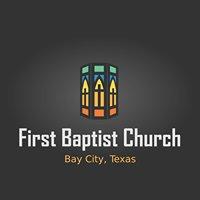 First Baptist Church, Bay City