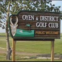 Oyen & District Golf Club