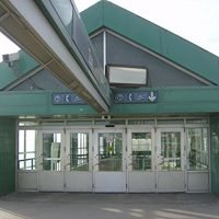Zoo station