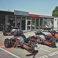 Power Sport and Fun GmbH - Can-Am Spyder / ATV / SSV