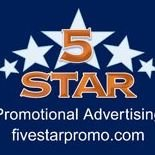 5 Star Promotional Advertising