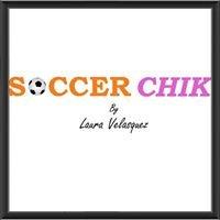 SoccerChik by Laura Velasquez