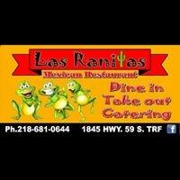 Las Ranitas