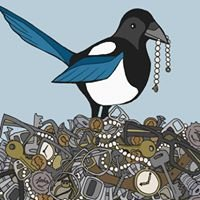 The Magpie Merchant OEV