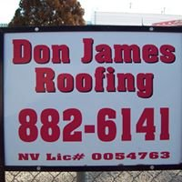 Don James Roofing Company