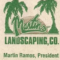 Martin's Landscaping CO.