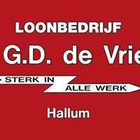 Loonbedrijf GD de Vries