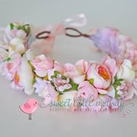 Sweet Little Melody - Flower Crowns & Baby Photo Props