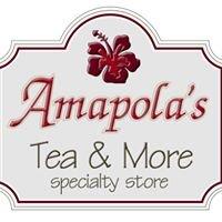 Amapola's Tea & More