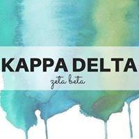 Kappa Delta - Zeta Beta Chapter at Union University