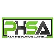 Plant Hire Solutions Australia