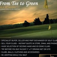 From Tee to Green Golf Retailers Ltd