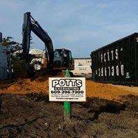 Potts Excavating Inc.