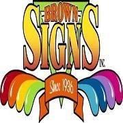 Brown Signs