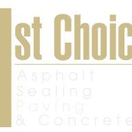 First Choice Asphalt Sealing Paving & Concrete