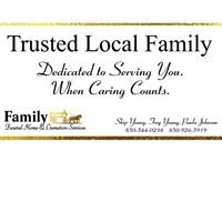Family Funeral Home and Cremation Services