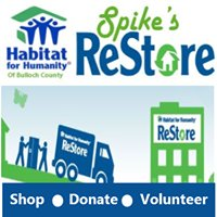 Habitat for Humanity of Bulloch County Spike's Restore