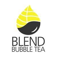 BLEND BUBBLE TEA