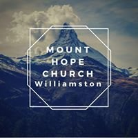 Mount Hope Church Williamston